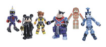 Image: Kingdom Hearts Minimates Series 2 Assortment  - Diamond Select Toys LLC