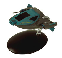 Image: Star Trek Official Starships Collection: Alice #125 - Eaglemoss Publications Ltd