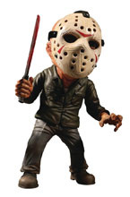 Image: Friday the 13th Deluxe Stylized Roto Figure: Jason Voorhees  (6-inch) - Mezco Toys
