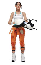 Image: Portal Action Figure: Chell  - Neca