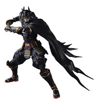 Image: Batman S.H.Figuarts Action Figure: Ninja Batman  - Tamashii Nations