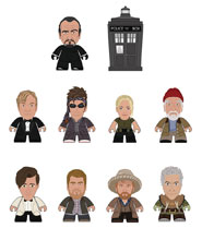 Image: Doctor Who Titans Vinyl Figures Blind Box Display: The Renegade Collection  - Titan Books Uk