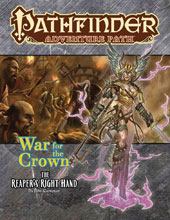 Image: Pathfinder Adventure Path: War for the Crown  (Part 5 of 6) - Paizo Inc