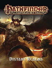 Image: Pathfinder RPG: Campaign Setting Distant Realms  - Paizo Inc