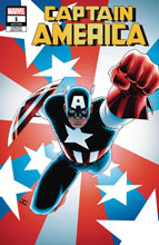 Image: Captain America #1 (variant cover - John Cassaday)  [2018] - Marvel Comics