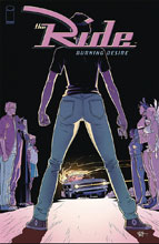 Image: Ride: Burning Desire #1 (cover B - Hillyard) - Image Comics