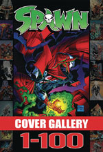 Image: Spawn Cover Gallery Vol. 01: 1-100 HC  - Image Comics