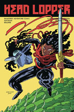 Image: Head Lopper #12 (cover A - MacLean) - Image Comics