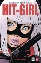Image: Hit-Girl Season Two #5 (cover A - Parlov) - Image Comics