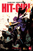Image: Hit-Girl Season Two #5 (cover C - Scalera) - Image Comics