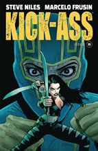 Image: Kick-Ass #15 (cover A - Frusin) - Image Comics