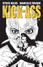 Image: Kick-Ass #15 (cover B - Frusin) - Image Comics