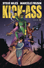 Image: Kick-Ass #15 (cover C - Reeder) - Image Comics