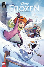 Image: Disney Frozen: Hero Within #1 (Kawaii Creative Studio) - Dark Horse Comics