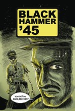 Image: Black Hammer: 45 from the World of Black Hammer #4 (cover A - Kindt) - Dark Horse Comics