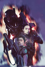 Image: Aliens: Rescue #2 (cover B - Chater) - Dark Horse Comics