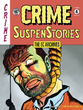 Image: EC Archives: Crime Suspenstories Vol. 04 HC  - Dark Horse Comics
