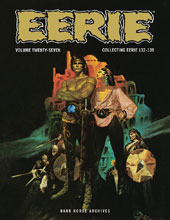 Image: Eerie Archives Vol. 27 HC  - Dark Horse Comics