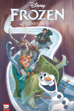 Image: Disney Frozen: Reunion Road SC  - Dark Horse Comics