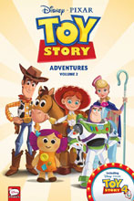 Image: Disney / Pixar: Toy Story Adventures Vol. 02 SC  - Dark Horse Comics