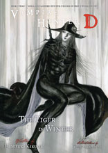 Image: Vampire Hunter D Vol. 28: The Tiger in Winter SC  - Dark Horse Comics