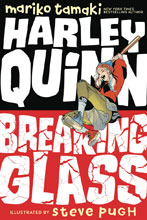 Image: Harley Quinn: Breaking Glass SC  - DC Ink