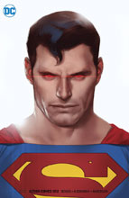Image: Action Comics #1012 (variant cover - Ben Oliver) - DC Comics