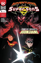 Image: Adventures of the Super Sons #11 - DC Comics
