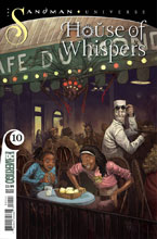 Image: House of Whispers #10 - DC Comics - Vertigo