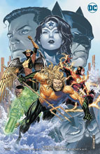 Image: Justice League #25 (Year of the Villian) (variant cover - Jim Cheung) - DC Comics