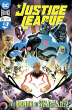 Image: Justice League #26 - DC Comics