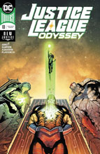 Image: Justice League Odyssey #10 - DC Comics