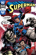 Image: Superman #12 - DC Comics