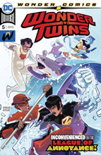 Image: Wonder Twins #5  [2019] - DC-Wonder Comics
