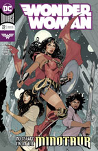 Image: Wonder Woman #72 - DC Comics