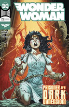 Image: Wonder Woman #73 - DC Comics