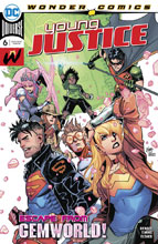 Image: Young Justice #6 - DC-Wonder Comics