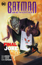 Image: Batman Beyond Vol. 05: The Final Joke SC  - DC Comics
