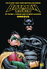 Image: Batman & Robin by Tomasi and Gleason Omnibus HC  (new printing) - DC Comics