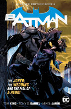 Image: Batman Deluxe Edition Vol. 04 HC  - DC Comics