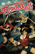 Image: DC Comics: Bombshells: The Deluxe Edition Vol. 02 HC  - DC Comics