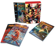 Image: Flashpoint Box Set SC  - DC Comics
