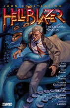 Image: John Constantine, Hellblazer Vol. 21: The Laughing Magician SC  - DC Comics - Vertigo