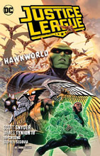 Image: Justice League Vol. 03: Hawkworld SC  - DC Comics