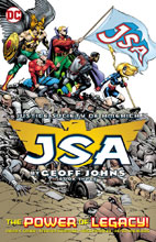 Image: JSA by Geoff Johns Vol. 03 SC  - DC Comics