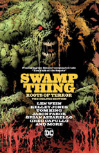 Image: Swamp Thing's Roots of Terror HC  (deluxe edtion) - DC Comics