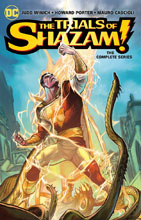 Image: Trials of Shazam!: The Complete Series SC  - DC Comics