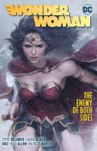 Image: Wonder Woman Vol. 09: The Enemy of Both Sides SC  - DC Comics
