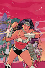 Image: Wonder Woman: Blood and Guts SC  - DC Comics