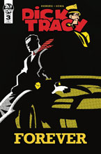 Image: Dick Tracy Forever #3 (incentive cover - Oeming) (10-copy)  [2019] - IDW Publishing